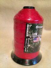 Brownell Dacron Corde per l' ACRO materiale B-50 unica STERLINA BOBINA ROSSO