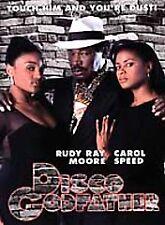 Disco Godfather (Rudy Ray Moore & Carol Speed) Brand New DVD