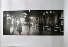 FRANK SINATRA CAPITOL RECORDS 2007 BLACK AND WHITE RARE POSTER LITHO