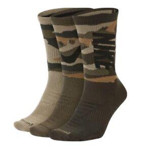 Nike 3-packs EVERYDAY MAX CUSHIONED TRAINING SOCK Size M Uk5-8 Eur38-42 Unisex