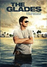 The Glades COMPLETE Third SEASON 3 Three DVD Set Series TV Show Episode Video Ma