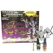 Transformers G1 Reissue Bruticus Decepticons COMBACTICON MULTIFORCE Fancy Gift