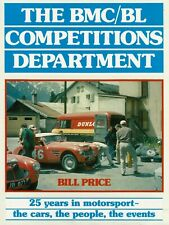 The BMC / BL Competitions Department by Bill Price (1989)