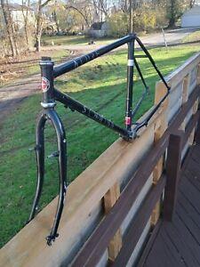 "RARE Lugged Schwinn Alure I mountain Bike frame set-Approx. 18"""