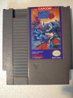 Mega Man 3 Capcom Nintendo NES Game Rare Tested Works Great Authentic VGC NICE