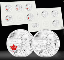 2012  Isaac Brock 25 Cent Circulation 10-Pack, Series