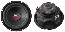 """NEW (2)12"""" DVC Subwoofer Bass.Replacement.Speakers.Dual 4ohm.Car Audio.PAIR.12in"""