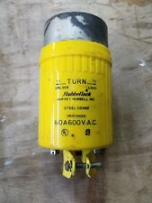 HUBBELL HUBBELLOCK PLUG 60A 600V   W17
