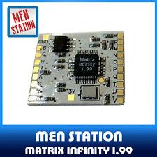 5PCS/LOT Matrix Infinity 1.99 Chip Playstation 2 PS2 as MODBO Hard disk boot