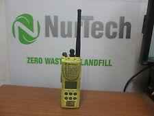Motorola YELLOW XTS3000 R radio FCC ID : AZ489FT5774 MODEL : H09UCF9PW7BN