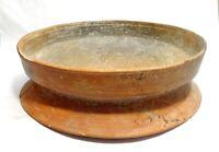 GRANDE COUPE PRECOLOMBIENNE  -TUMACO LA TOLITA - 500BC/500AD - PRE-COLUMBIAN CUP