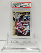 Pokemon TRIUMPHANT PALKIA & DIALGA LEGEND TOP 101/102 PSA 9 MINT #28367100
