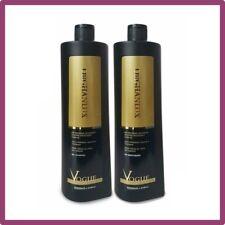 Lissage Brésilien Vogue Bio Orghanlux Cheveux Kit Kératine Shampoing 2x100ml Fr