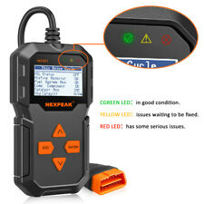 OBD2 Scanner Car Check Engine EOBD Fault Code Reader Diagnostic Tool NX301