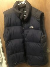 THE NORTH FACE Blue 550 Down Puffer Vest