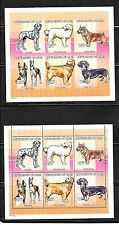 Mali Sc 1083-92 NH ISSUE of 2000 - ANIMAL KINGDOM PERF & IMPERF CMPLT SET!!!!