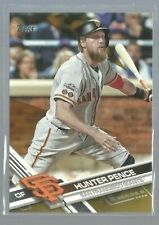 2017 Topps Gold #633 Hunter Pence 1913/2017 (ref55947)