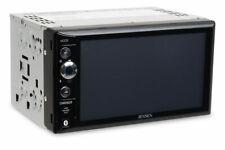 "Jensen CMR2629 Double DIN 6.2"" Touchscreen Bluetooth Car Audio Stereo Receiver"