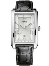 Hugo Boss 1513027 Black Silver Classic Men's Watch