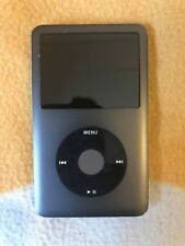 Apple iPod Classic 7th Generation Black (160GB) Good Condition! Fast Delivery!