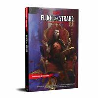 Dungeons & Dragons Fluch des Strahd 5th Edition (Deutsch) D&D Abenteurer Buch