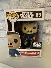 Blue Snaggletooth #69 Smugglers Bounty Funko Pop! Vinyl Exclusive