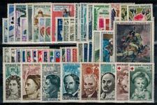 """timbres France n° 1325/1367 neufs** année 1962 complète """"MNH"""""""