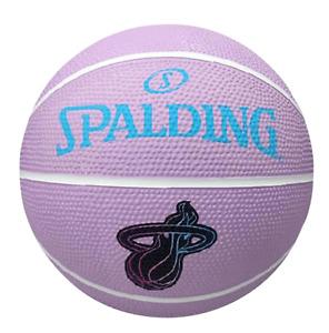 SPALDING VICEVERSA Miami Heat MINI BASKETBALL NBA Mini Replica Basketball
