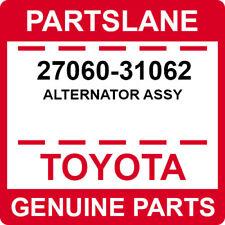 27060-31062 Toyota OEM Genuine ALTERNATOR ASSY