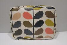 Genuine Orla Kiely - Multi stem make-up / cosmetic / wash bag BNIP