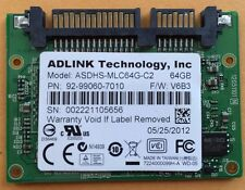 64GB SSD ADLINK ASDHS-MLC64G-C2