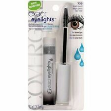 "Cover Girl exact eyelights ""waterproof"" 730 black pearl"