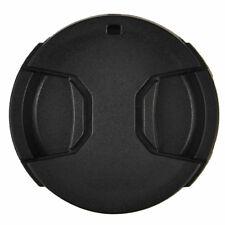 Center-squeeze Snap-On Lens Cap for Camera Photo Lens Diameter 77mm