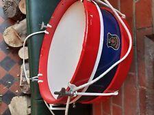 Vintage Side Drum Boys Brigade