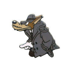 Pin's Tex Avery Le loup détective