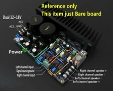 LM3886 Dual 12~28V Power Amplifier 5534 Independent Op Amps 68W*2 Bare Board