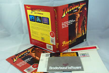 C64: Indiana Jones in the Lost Kingdom - Mindscape 1984