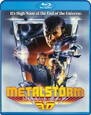 METALSTORM :THE DESTRUCTION OF JARED-SYN -  Blu Ray - REGION A - sealed
