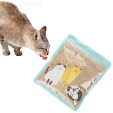 BL_ FT- BH_ BL_ Pet Kitten Chewing Catnip Pleasing Cat Snack Removing Hair Balls