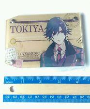 Uta no prince sama Tokiya Ichinose Acrylic Pass case Otome game anime sho