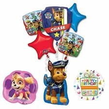 The Ultimate Paw Patrol Chase, Sky and Everest Birthday Party Supplies