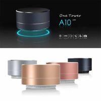 Rechargeable Wireless Bluetooth Speaker Portable Super Bass Stereo Loudspeaker