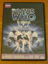 Doctor Who The Dominators Story No. 44 Dvd 2011 Patrick Troughton R1