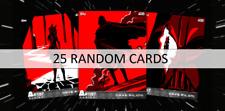 Topps Star Wars Trader DAVE FILONI OPEN EDITION ARTIST SERIES 25 RANDOM CARDS