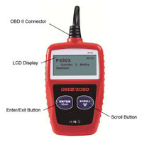 Scanner Code Reader New For MaxiScan MS309 OBD2 OBDII CAN Car Diagnostic Tool