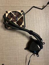Asetek 645 LT + Noctua 92mm Fan