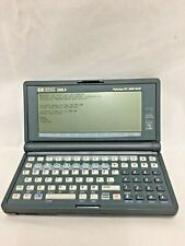 HP 200LX Palmtop Handheld Pocket PC Double Speed 32MB RAM DOS PDA w/ Accessories