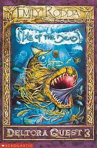 The Deltora Quest: Book 3: Isle of the Dead by Emily Rodda (Paperback, 2004)
