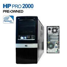 HP Pro 2000 Pentium E6600