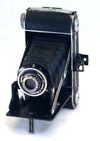 CRUISER Wirgin Gewironar PRONTOR II f/6.3 Vintage Bellows Folding Camera GERMANY
